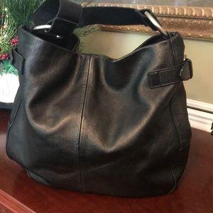 Gap Black Leather Purse